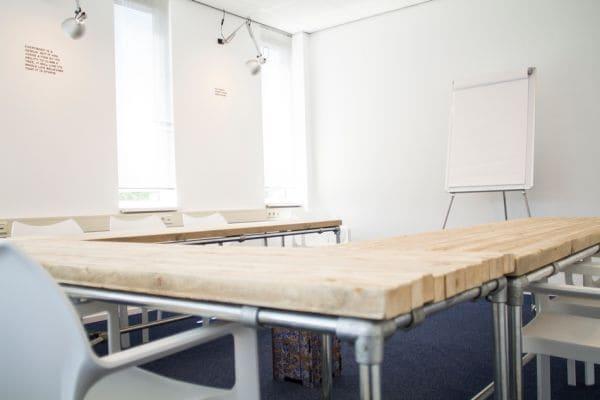 Vergader-trainingsruimte